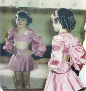 Dance Costume 1953 2x