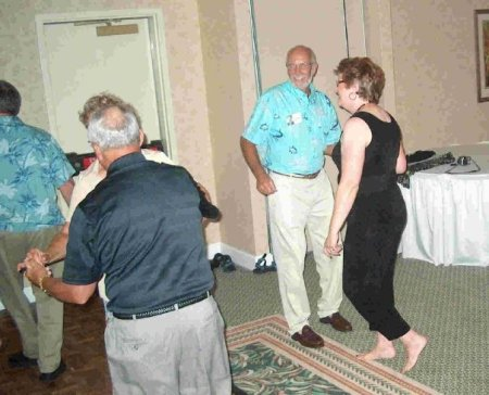 dancing with denny