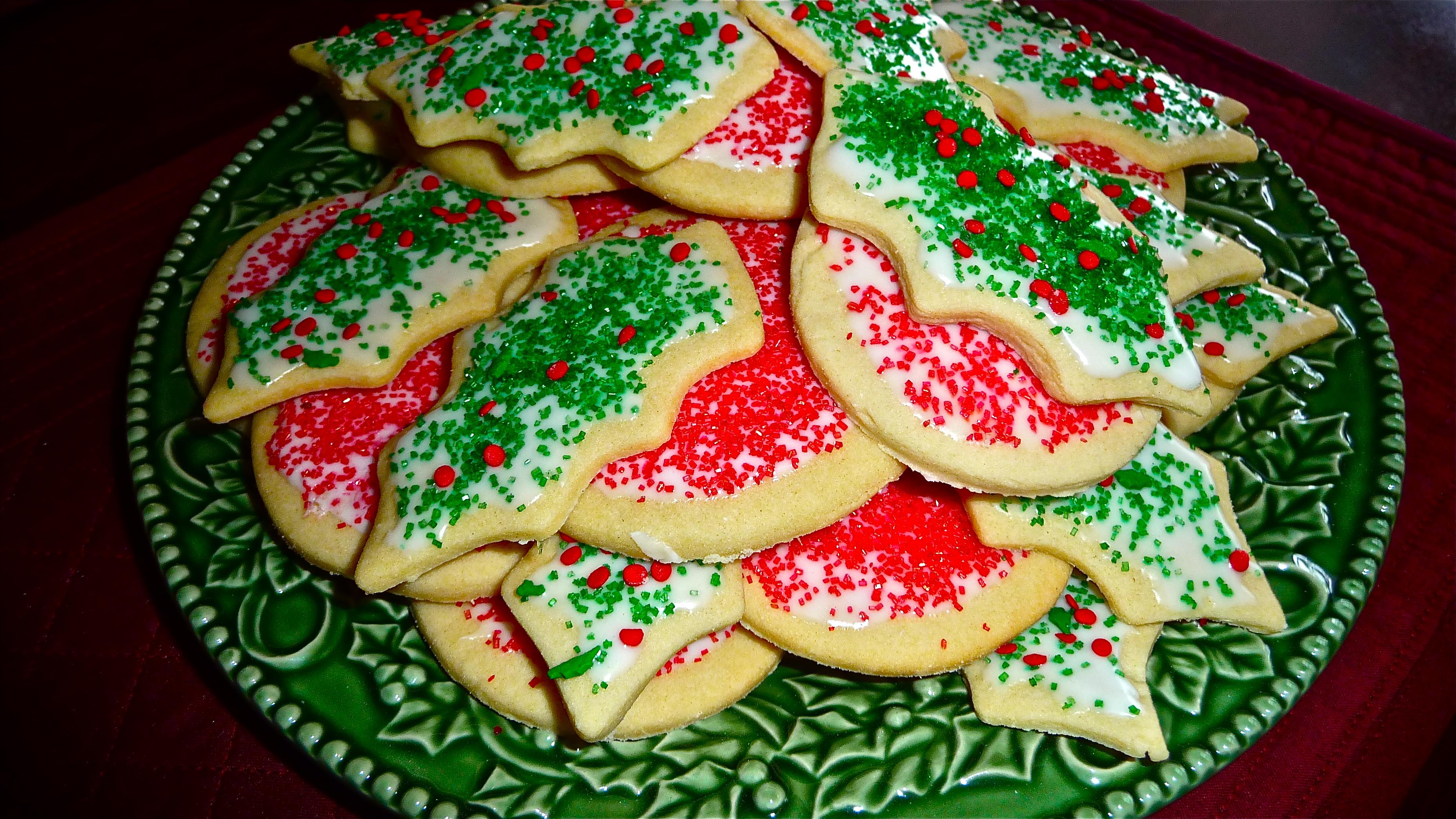 Sugar cookie recipe for christmas